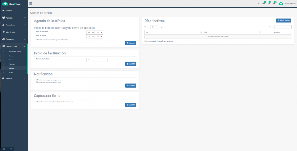 configurar_ajustes_de_la_clinica